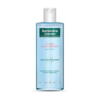 Revitalizing Face and Eye Tonic with Hydrolyzed Hyaluronic Acid 400 ml