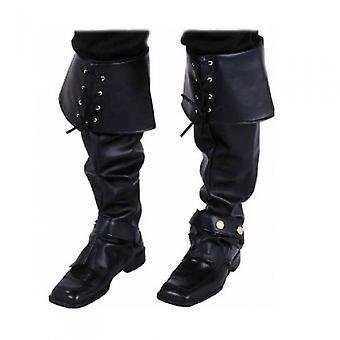 Overboots Musketeer Unisex Black One Size