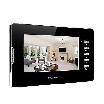 الشاشة الداخلية Xm702-b لباب الفيديو