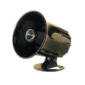 Support extérieur de corne de sirène d'alarme pour le système de protection de sécurité à la maison
