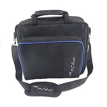 Pro Slim Game System Travel Canvas Case Protect Shoulder Carry Bag