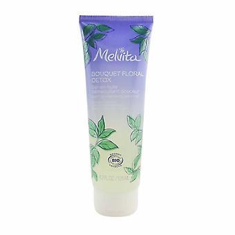 Melvita Bouquet Floral Detox Organic Gentle Cleansing Gel-In-Oil 125ml/4.2oz