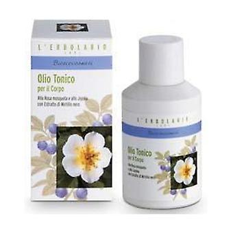 Organic Rosehip Body Tonic Oil 125 ml
