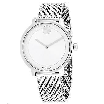 Movado Women's Bold Silver Dial Watch - 3600579