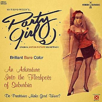 Whit Boyd Combo - Party Girls (Original Motion Picture Soundtrack) [Vinyl] USA import