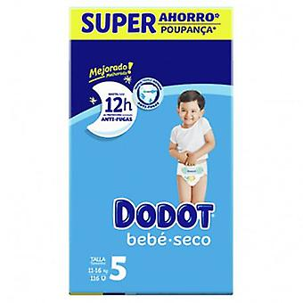 Dodot Dodot Box Stages Size 5 116 Units