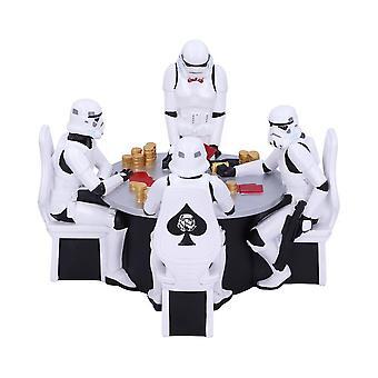 Nemesis Now Star Wars Stormtrooper Poker Face 18.3cm
