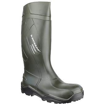 Dunlop purofort+ safety wellies womens