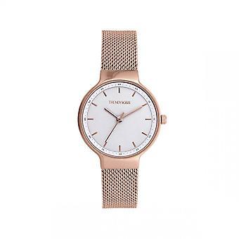 Horloge Trendy Kiss TMRG10121-01 - Cl begint goud roze vrouw