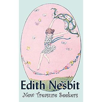 New Treasure Seekers by Edith Nesbit - Fiction - Fantasy & Magic