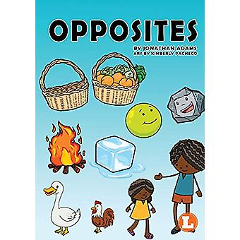 Opposites by Jonathan Adams - 9781925932188 Book