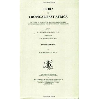 Trooppisen Itä-Afrikan kasvisto - Loranthaceae (1999) - 9789061913832 B