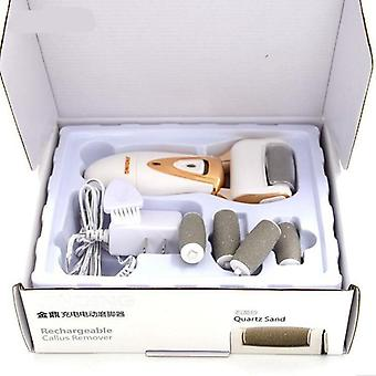 Foot Care Tool With 5 Rollers Skin Care Feet Dead Dry Skin Removal / Heels