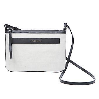 حقيبة سيدات تروساردي البيضاء