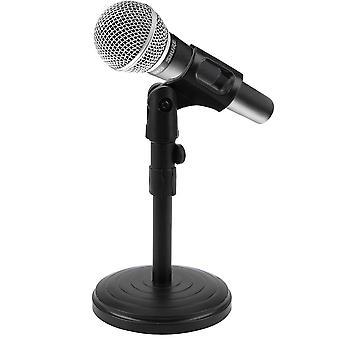 Escritorio plegable Mesa micrófono mesa soporte trípode soporte ajustable fuerte