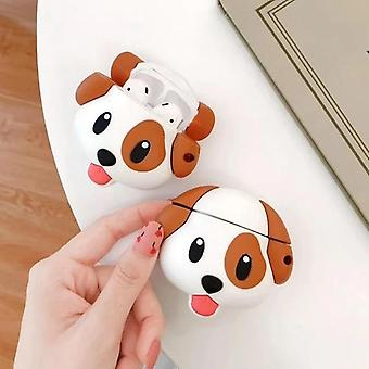 Airpods Puppy Silicone Case Cover