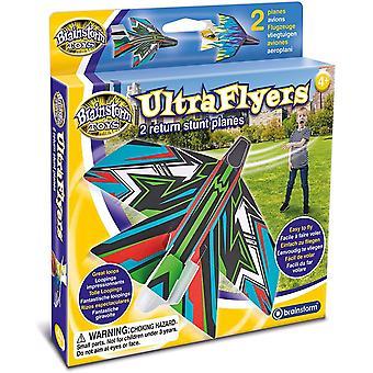 Brainstorm UltraFlyers, dvě kaskadérské roviny