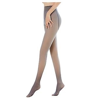 Flawless Legs Fake Translucent Warm Fleece