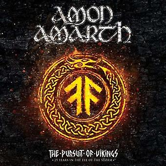 Amon Amarth - Pursuit of Vikings: 25 Years in the Eye of Storm [DVD] USA import