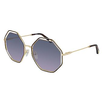 Chloe CH0046S 003 Gafas de sol Gold-Havana/Violet Gradient