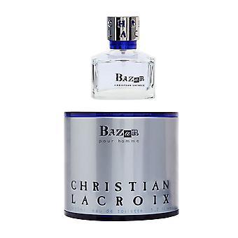 Christian Lacroix Bazar pour Homme Eau de Toilette Spray 50ml