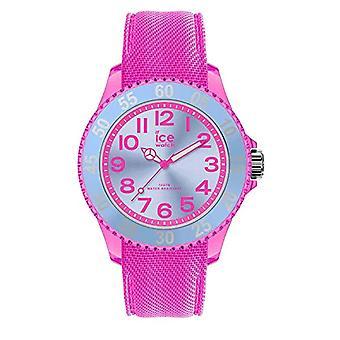 Ice-Watch - Ice Cartoon Lollipop - ساعة بنات مع حزام السيليكون - 017730، صغير، وردي
