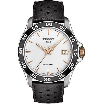Tissot watch v8 swissmatic t1064072603100