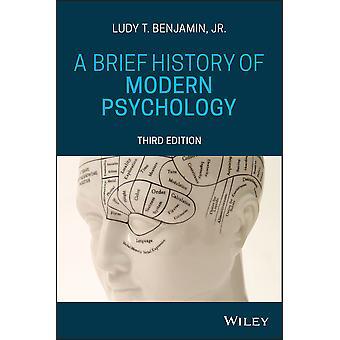 Uma Breve História da Psicologia Moderna