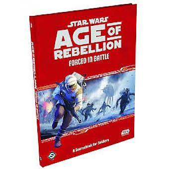 Star Wars Age of Rebellion smidd i strid: En källbok för soldater brädspel