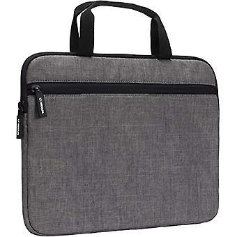 """Incase Carry Zip Brief pour ordinateur portable 13 """" - Graphite"""