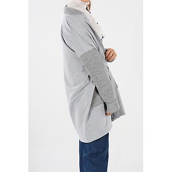 Knitwear Comfy Buttoned Cardigan