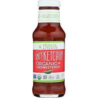 Primal Kitchen Ketchup Unswtnd Spicy Org, Case of 12 X 11.3 Oz