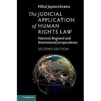 Nihal Jayawickraman ihmisoikeuslainsäädännön oikeudellinen soveltaminen