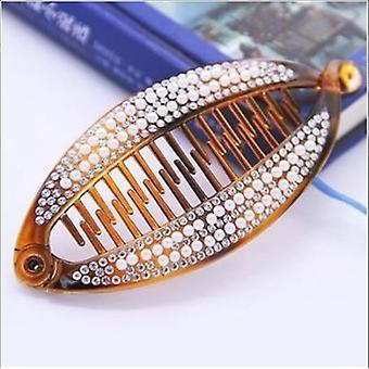 Klipy na vlasy v tvare rýb