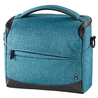 Hama Unisex 00185036Messenger Bag Blue Blue (bleu 00185036)