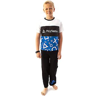 Playstation Boys Logo Pyjamas Set