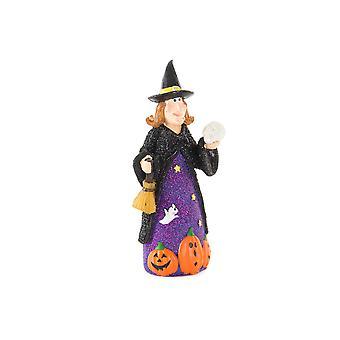 Figurine décorative DKD Home Decor Resin Witch (8 x 8 x 15,5 cm)