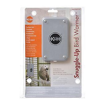 "K&H Pet Products Snuggle Up Bird Warmer - Klein/Mittel (5"" Lang x 3"" Breit)"