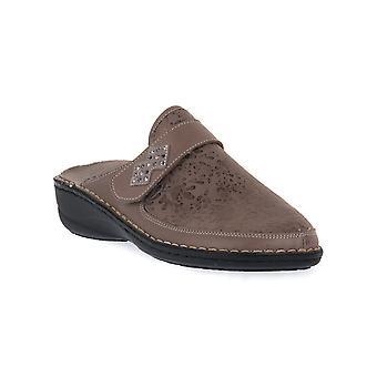 Grunland taupe 70sara skor