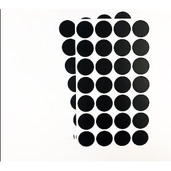 ملصقات جدار اللوح الأسود القابلة لإعادة الاستخدام