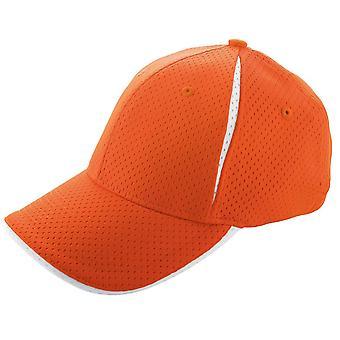 Sport Baseball Sapka, Flex Color Blokk Sport hálós kalap - Állítható /