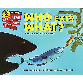 ¿Quién come qué?