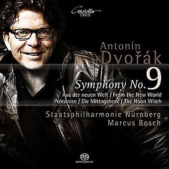 Dvorak / Nurnberg / Bosch - Symphony 9: From the New World [SACD] USA import