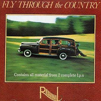 Nieuwe gras Revival - wanneer de Storm Is Over/Fly Thr [CD] VS importeert