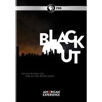 American Experience: Blackout [DVD] USA import