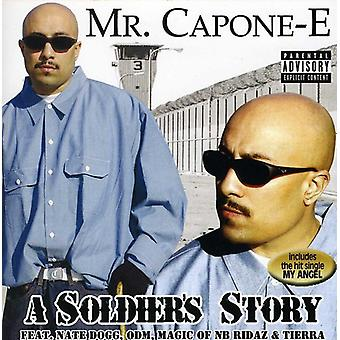 Mr. Capone-E - Soldier's [CD] USA import