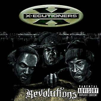 X-Ecutioners - revoluties [CD] USA import
