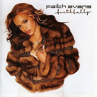 Faith Evans - Faithfully [CD] USA import