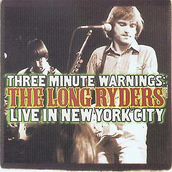 Long Ryders - Live in New York City [CD] USA import