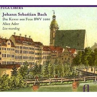 J.S. Bach - Bach: Die Kunst Der Fuge [CD] USA import